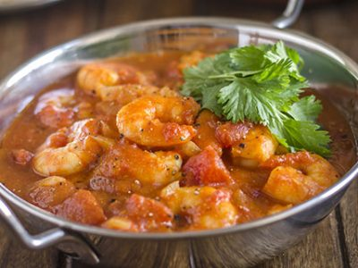 prawn-curry