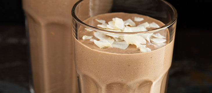 Coconut-Coffee-Smoothie